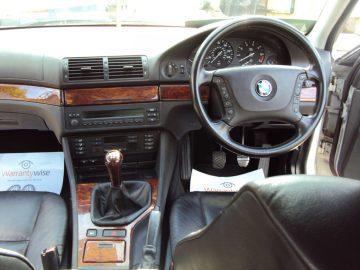 BMW 520i SE – E39 – 5 Series -OLD SKOOL, Future Classic – 2 Former Keepers – £1,499