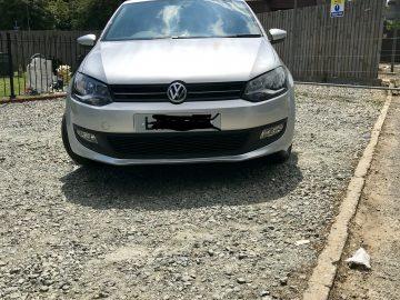 Volkswagen Polo 1.2 60 Match Silver