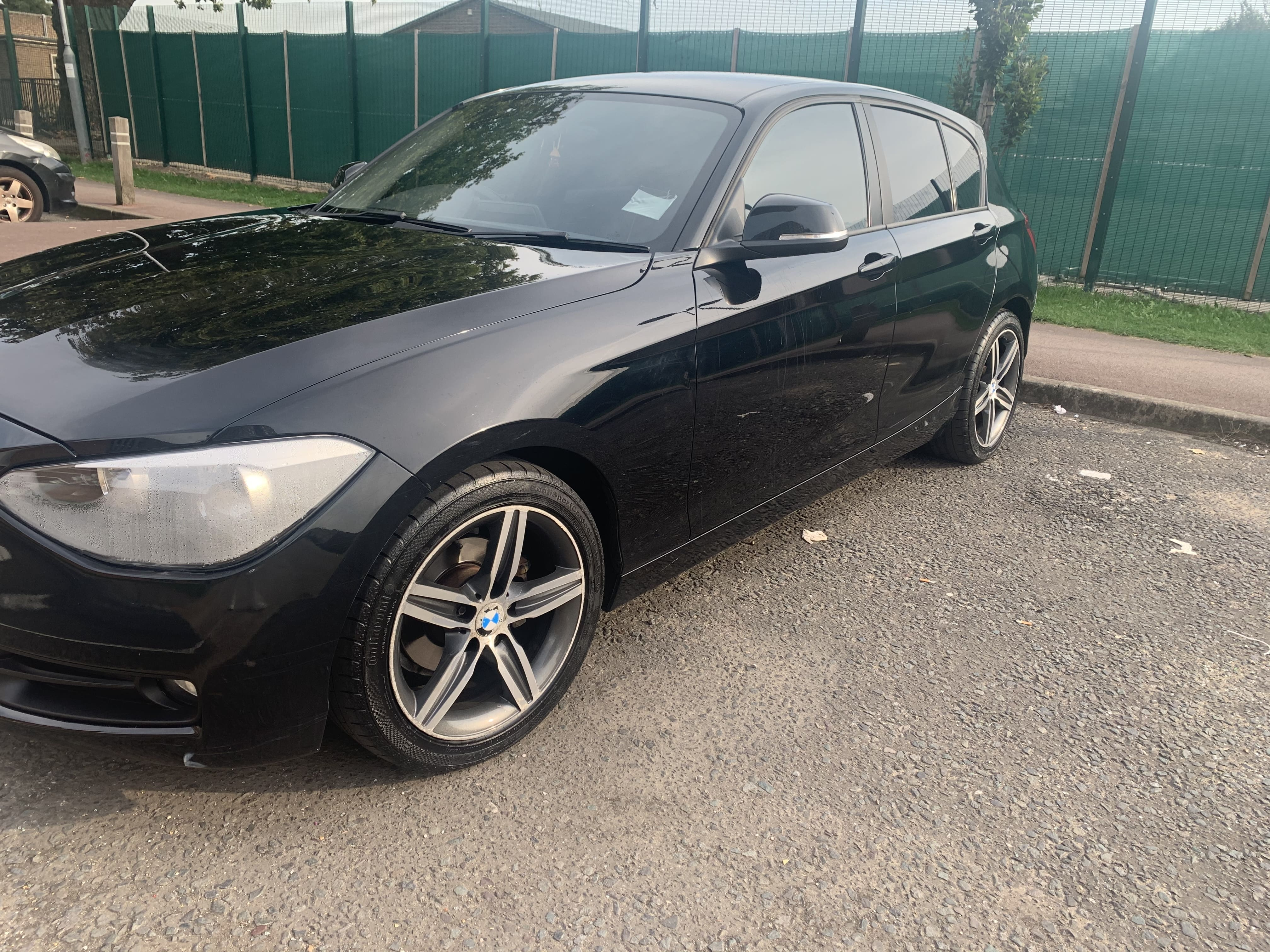 LOW MILEAGE, RELIABLE, TINTED, FULL BMW SERVICE, FRESH MOT BMW 1 Series