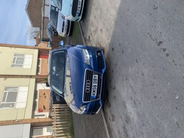 Audi A4 2.0TDI SE 83k
