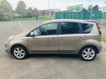 Automatic Nissan Note – FSH – Low Mileage – Recently Serviced