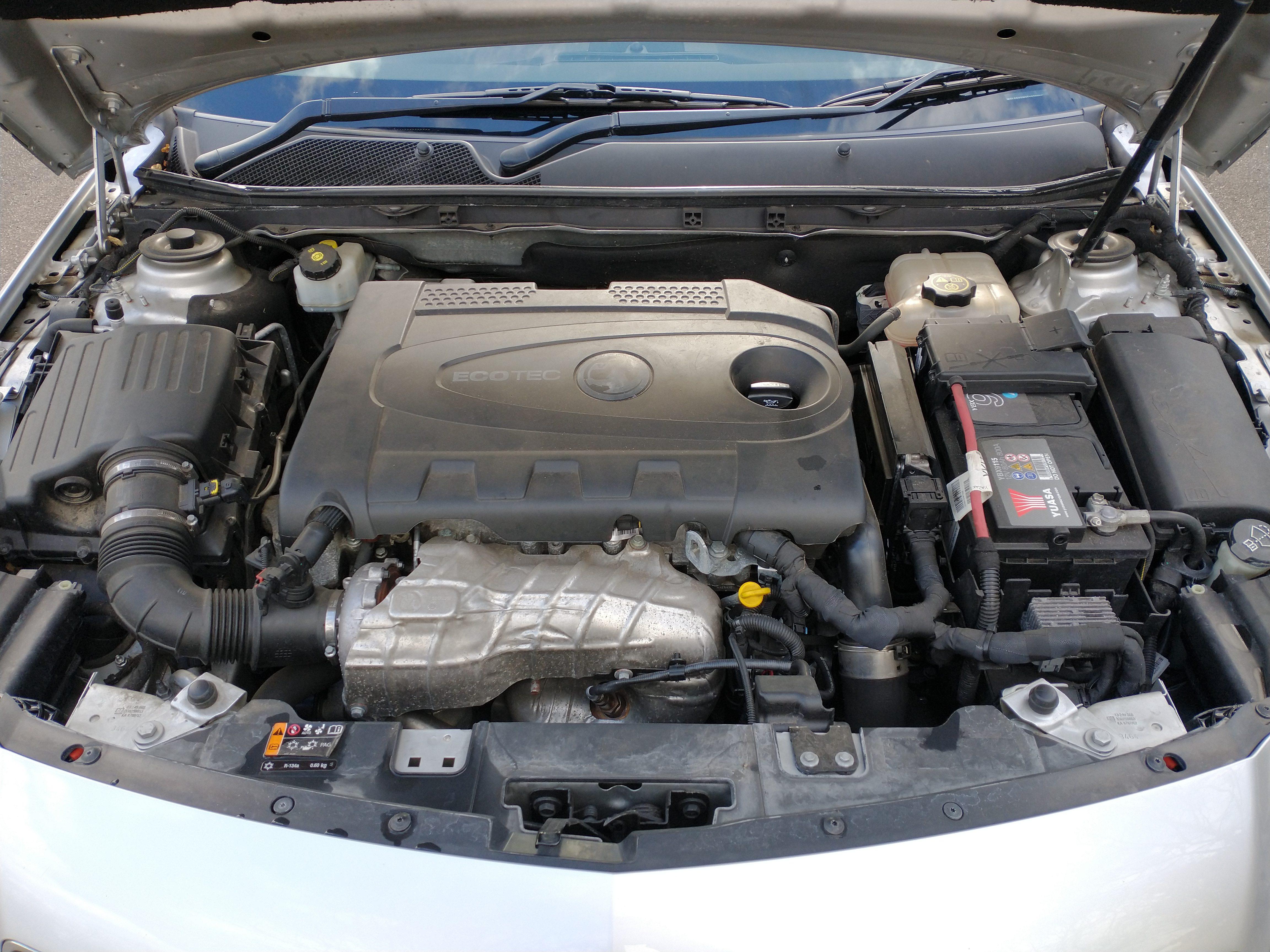 15 plate Vauxhall Insignia 2.0 CDTI 163 SRI 5dr Auto