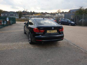 2013 BMW 318d GT