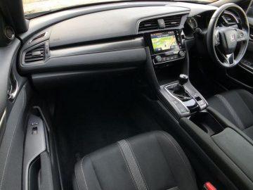 2018 Honda Civic VTEC SR