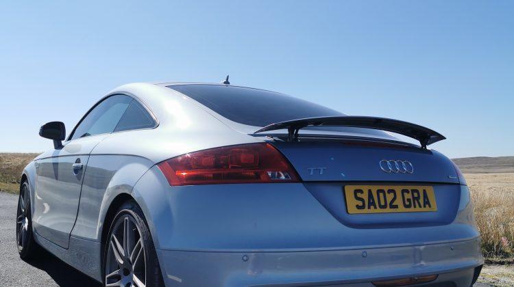 2009 Audi TT S- line Quattro S tronic