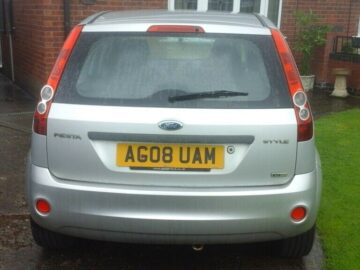 FORD FIESTA 1.4TDCI STYLE CLIMATE 5 DOOR