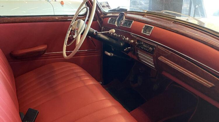 1955 Mercedes Benz w120 Ponton 180 FOR SALE!